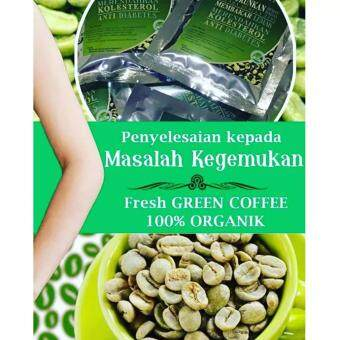 Harga ORGANIC GREEN COFFEE