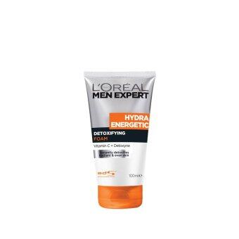 Harga L'OREAL MEN EXPERT Detox Cleansing Foam 100ml