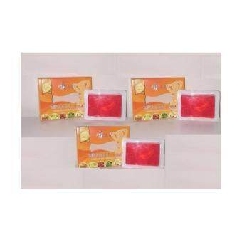 Harga VAsia Hot Herbal Soap V'Asia Sabun Panas Herba x 3 (Cellulite & Fats Soap)