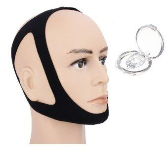 Harga SnoreDoctor Anti Snore Sleep Chin Strap