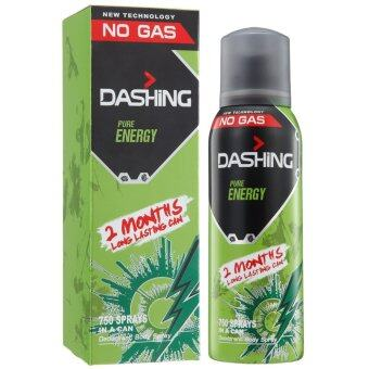 Harga Dashing Deo Spray-Pure Energy Adv® 150ml