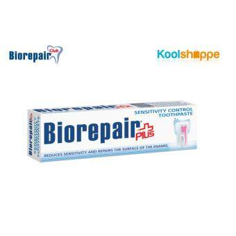 Harga Biorepair Plus Sensitivity Control ​Toothpaste 100ML - Protect Sensitive