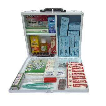 Harga ESCO Metal First Aid Kit - Large (Model:FAK/8590-EC)