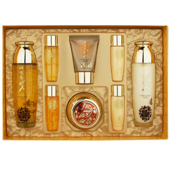 Harga YEDAM YUN BIT Prime Luxury Gold Skin Care 4 Set