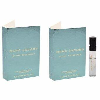 Harga Marc Jacobs Divine Decadence EDP For Her 1.2ml [ Perfume Vial ] x 2pcs