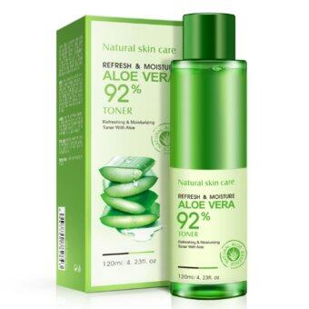 Harga BIOAQUA Aloe Vera 92% Refresh and moisture Toner 120ML