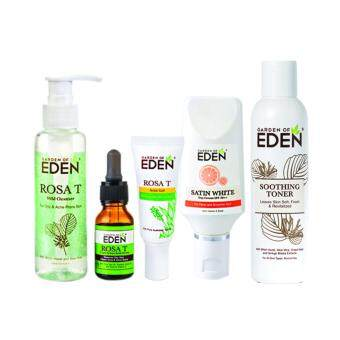 Harga Garden Of Eden Acne Kit
