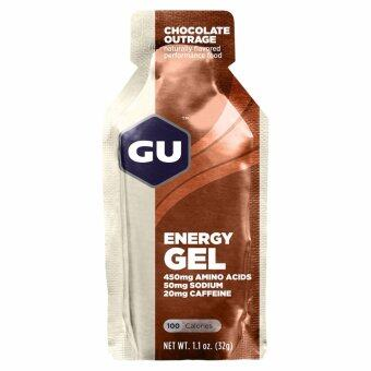 Harga GU Energy Gel (Chocolate Outrage)