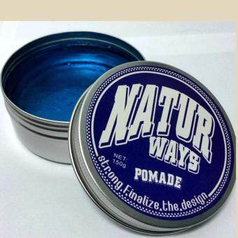 Harga Hot Selling Pomade Strong Finalize The Design Natur Ways