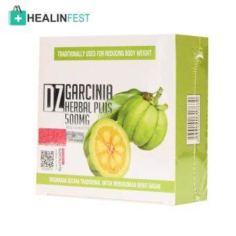 Harga HEALINFEST Dz Garcinia Herbal Plus (500 mg)