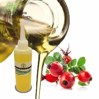 Harga Pure Rosehip Oil, Cold Pressed, Natural Carrier Oil 100ml