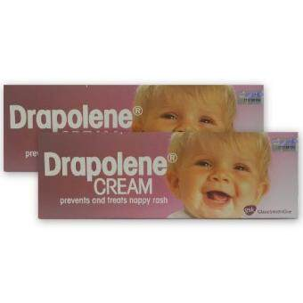 Harga Drapolene Cream Twin Pack 2x55g