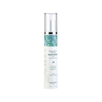 Harga Aubrey Organics Calming Skin Therapy Moisturizer with Aloe & Sea Aster (Sensitive Skin) 1.7oz/50ml
