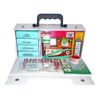 Harga AQ Medicare First Aid Kit FAK3590