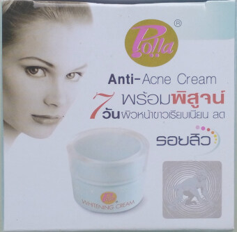 Harga Polla Anti-Acne Day Cream