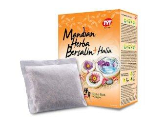 Harga Confinement Herbal Bath+Ginger (8x45g)/Mandian Herba Bersalin+Halia
