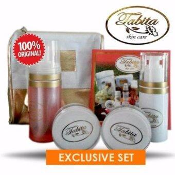 Harga (Original) TABITA EXCLUSIVE SET Skincare