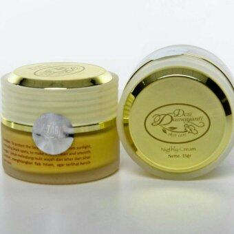 Harga (BY TRUSTED SELLER) Desi Damayanti Skincare Daily Cream 15g
