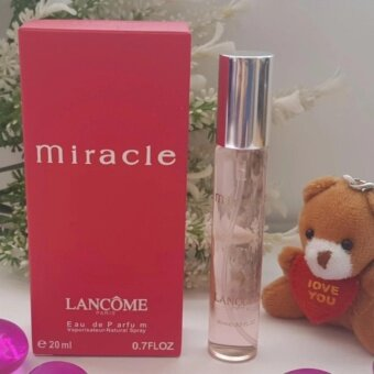 Harga Lancome Miracle EDP 20ml for Women