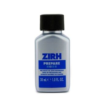 Harga Zirh International Prepare (Botanical Pre-Shave Oil)