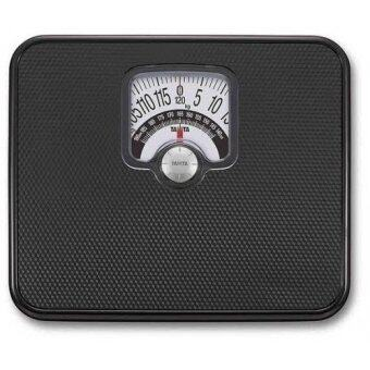Harga Tanita Mechanical Bathroom Scale with BMI HA-552 Black