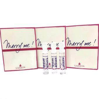 Harga Lanvin Marry Me Edp 2ml x 3pcs