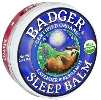 Harga Badger Organic Sleep Balm 2oz