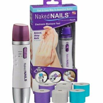 Harga Naked Nails by Finishing Touch