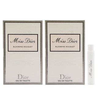 Harga Miss Dior Blooming Bouquet EDT 1ml (Spray Perfume Vial ) x 2 pcs
