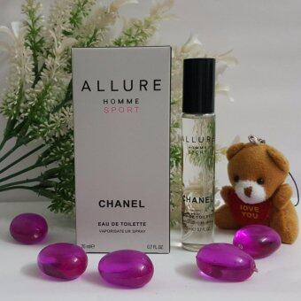 Harga [Hot Selling] Chanel - Allure Homme Sport EDT 20ML for Men ( Tester - Mini Purse Perfume)