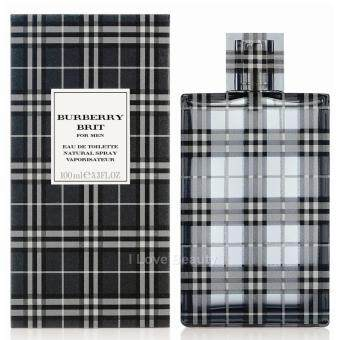 Harga BURBERRY BRIT - MEN EAU DE TOILETTE ( EDT ) 100ml *** ORIGINAL PERFUME ***
