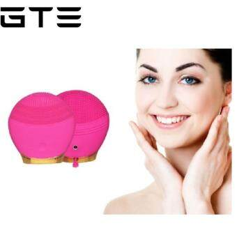 Harga Silicone Ultrasonic Face Cleanser