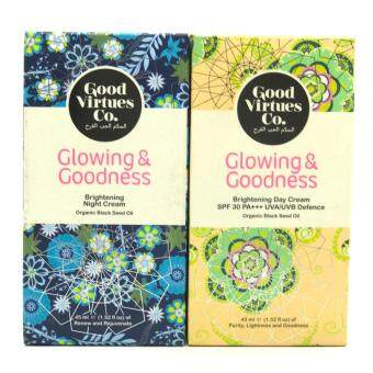 Harga Good Virtues Co. Day + Night Cream