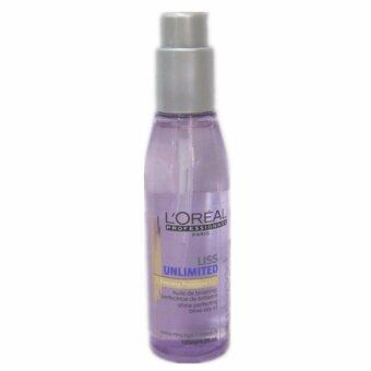 Harga L'Oreal Professionnel Liss Unlimited Blow-Dry Oil 125ml