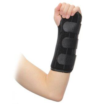 Harga Breathable Medical Wrist Brace Support Forearm Band Left L 17.5-21cm