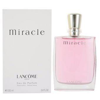 Harga Lancome Miracle For Women EDP 100ML (TESTER)