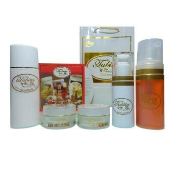 Harga Tabita Skin Care Exclusive Set ( FREE LOTION + WHITENING BOOSTER CREAM )