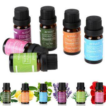 Harga WONDERSHOP Acevivi 6pcs a Set Gift Box Package 10ml Pure Essential Oil