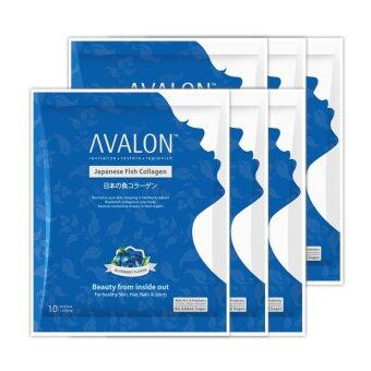 Harga AVALON Japanese Fish Collagen Blueberry Flavor - Factory Sale Foil Bag Packed