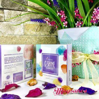 Harga C-SHINE (C Shine) ~ Cleansing Soap by Shalicious