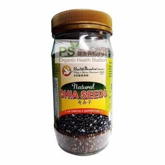Harga Health Paradise Natural Chia Seeds 250g