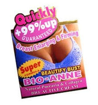 Harga Bio-Anne Breast Enhancement Cream