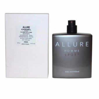 Harga Allure Homme Sport by Chanel EDT 100ml For Men ( Original Tester)