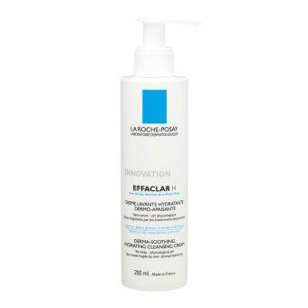 Harga La Roche-Posay Effaclar H Dermo-Soothing Hydrating Cleansing Cream 200ml