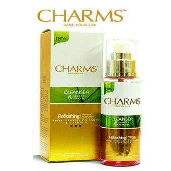 Harga Charms Cleanser & Make-Up Remover