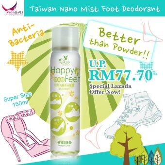 Harga Fay Jardin Happy Feet Nano Mist Spray- Lemon Grass Scent