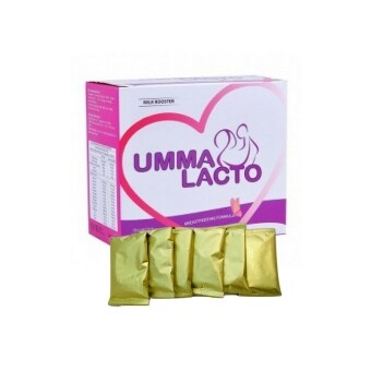 Harga Umma Lacto Milk Booster (Trial Package - 6 Sachet)
