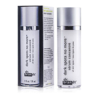 Harga Dr. Brandt Dark Spots No More Serum 30ml/1oz
