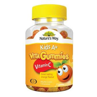 Harga Nature's Way Kid'S A+ Vita Gummies With Vitamin C 120's