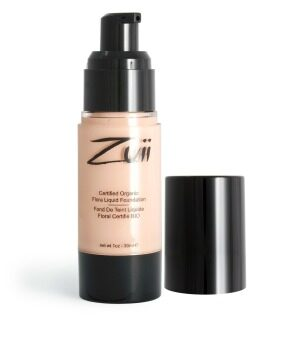 Harga Zuii Organic - Certified Organic Flora Liquid Foundation (30ml) Natural Fair